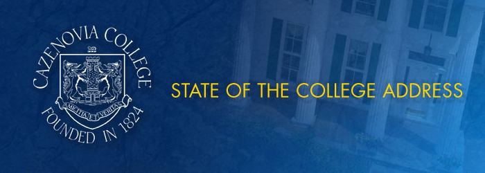 State of the College Remarks