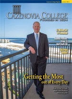 Summer 2014 Cazenovia College Magazine