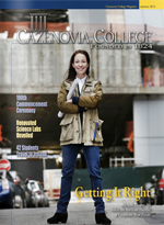 Summer 2015 Cazenovia College Magazine