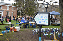 Wildcat Week 2015 - Carnival on the Quad