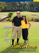Winter 2015 Cazenovia College Magazine