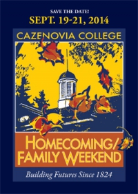 Homecoming/Family Weekend 2014