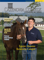 Fall-Winter 2007 Cazenovia College Magazine