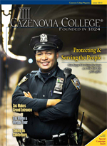 Winter 2013 Cazenovia College Magazine