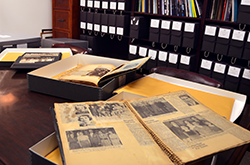 History Archives at Cazenovia College