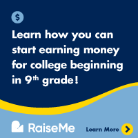 Learn More about RaiseMe Micro-Scholarships!