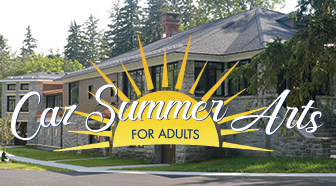 Caz Summer Arts for Adults