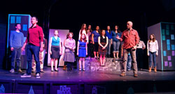 "Cazenovia College's Catherine Cummings Theatre presents its Fall 2013 Musical ""Working"""
