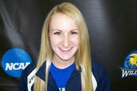Cazenovia College Cross Country Runner Shelby McIntyre