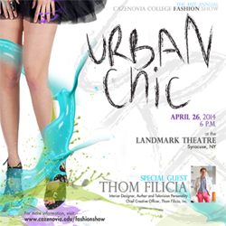 2014 Urban Chic Fashion Show