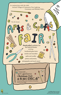 Cazenovia College Fourth Annual Arts & Crafts Fair