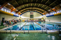 Cazenovia College Pool in the Schneeweiss Athletic Complex