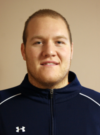 Brad LeFevre Cazenovia College December 2013 Wildcat Spotlight Student-Athlete
