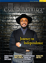 Winter 2016 Cazenovia College Magazine