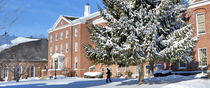 Winter Term Online with Cazenovia College