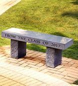 Class of 2017 Gift - Bench