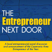 The Entrepreneur Next Door