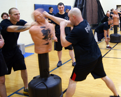 Cazenovia College's Extended Learning's Police Academy training program