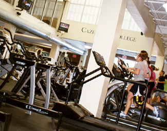 Cazenovia College Fitness Center