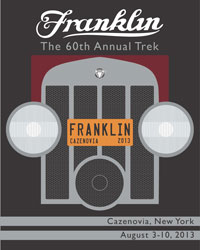 2013 Franklin Trek poster