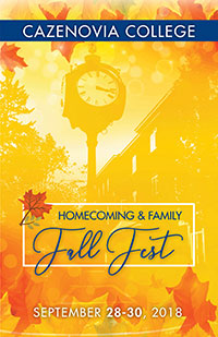 Cazenovia College Homecoming & Family Fall Fest