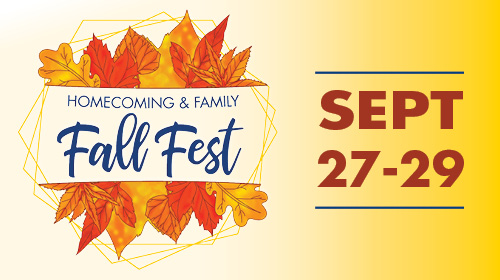 Homecoming & Family Fall FEst