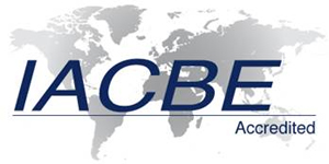 International Assembly for Collegiate Business Education logo