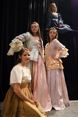 "Cazenovia College Spring Production ""Into the Woods"""