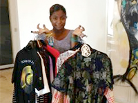 Jazmine Daniels shares what she learned during her internship with Rocawear/RocNation