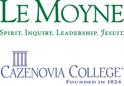 Le Moyne and Cazenovia College sign a 4+1 Articulation Agreement