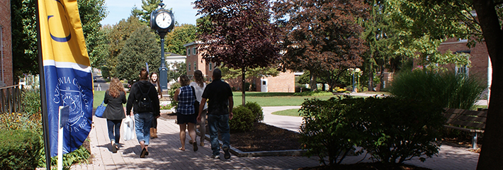 Open Houses and Preview Days at Cazenovia College