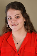 Shannon Dobrovolny, director of residence life at Cazenovia College