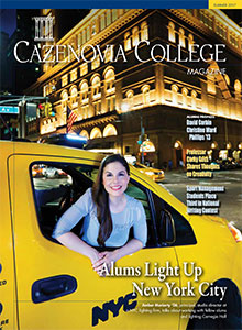 Summer 2017 Cazenovia College Magazine