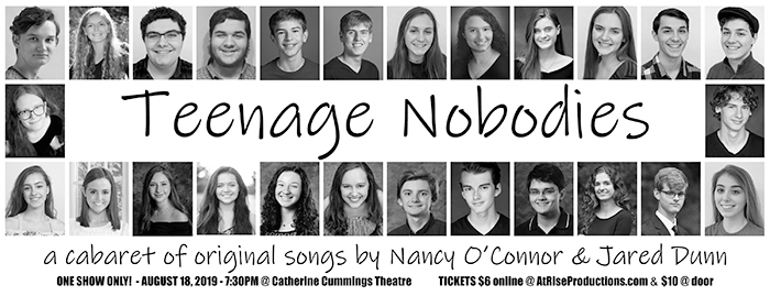 """Teenage Nobodies"" cast"