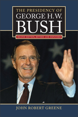 Book cover image for The Presidency of George H.W. Bush