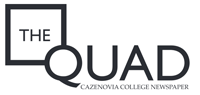 Fall 2013 Issue II of Cazenovia College's student-run newspaper The Quad