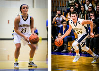 Cazenovia College Wildcats Mens and Womens Basketball