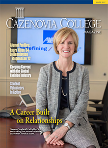 Winter 2017 Cazenovia College Magazine