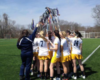Women's Lacrosse Earns ECAC Bid