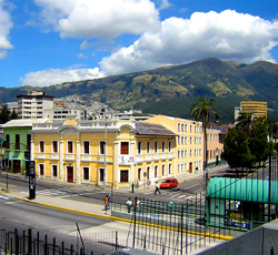 Working Boys Center in Quito, Ecuador