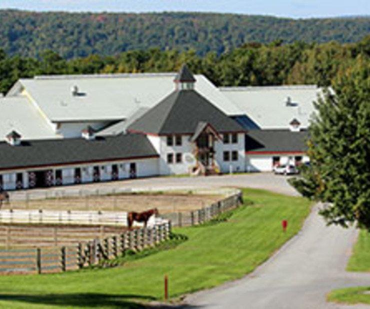 Cazenovia College Equine Education Center
