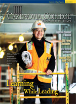 Winter 2014 Cazenovia College Magazine