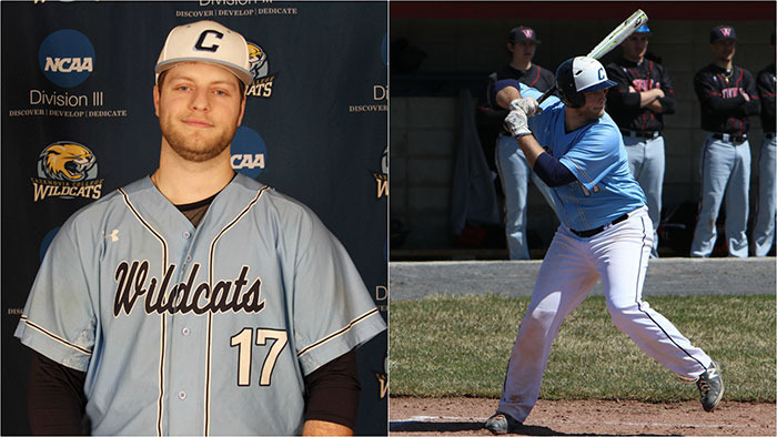 Schad Earns Fourth Consecutive NEAC Baseball All-Conference