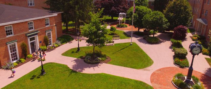 Summer Term Online with Cazenovia College
