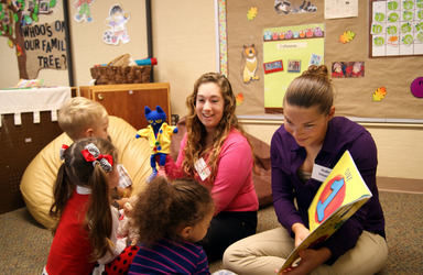 Earn a BS Degree in Inclusive Early Childhood Education